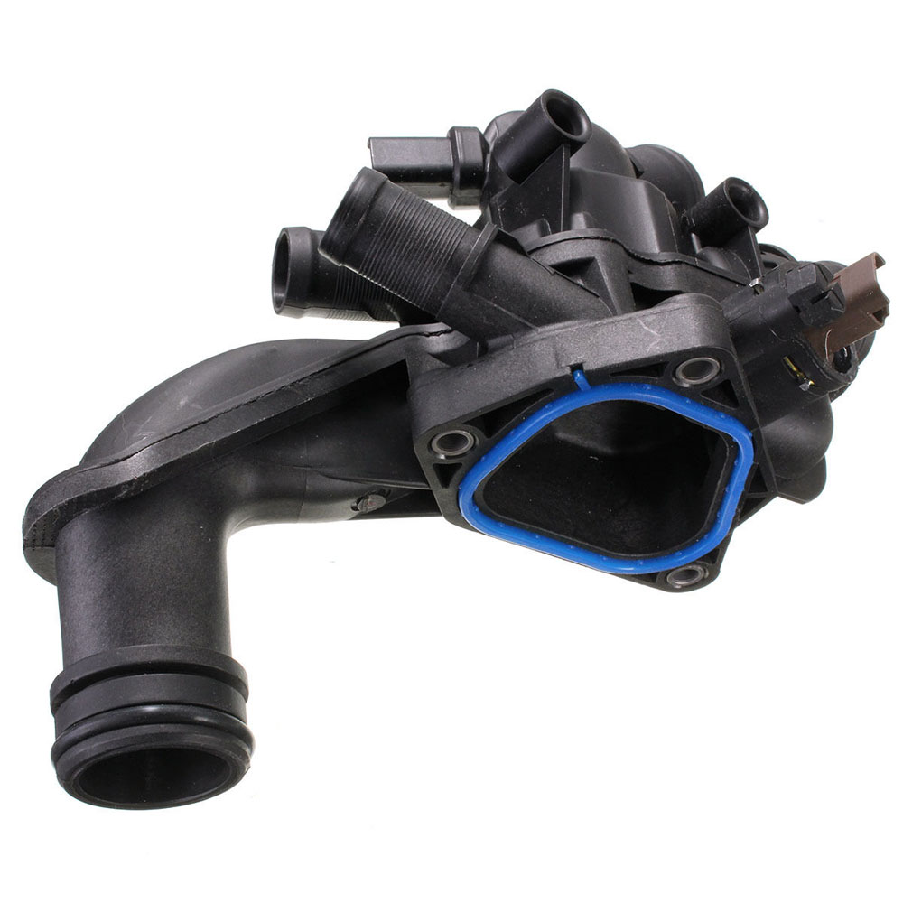 Engine Thermostat Assembly Housing Sensor For Mini Cooper