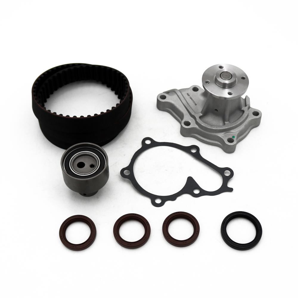 Timing Belt Water Pump Kit For 99-02 Nissan Quest Mercury 3.3L V6 SOHC 12V  VG33E